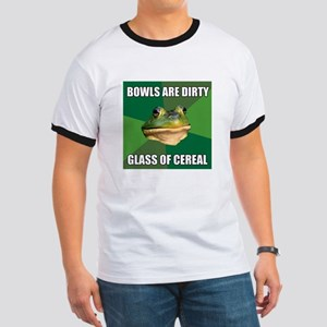 Glass of Cereal Ringer T