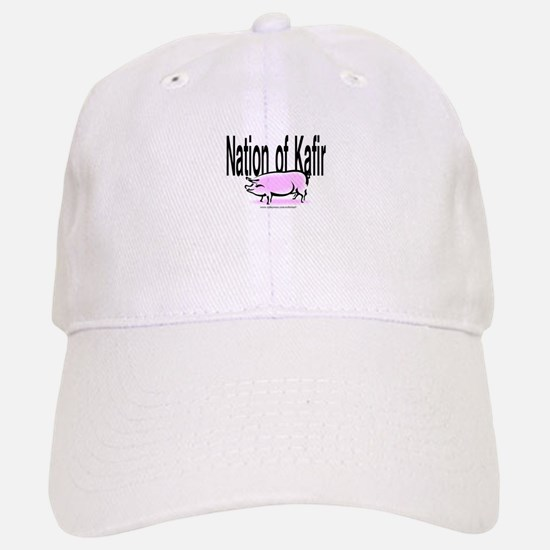Nation of Kafir w/Pig Baseball Baseball Cap