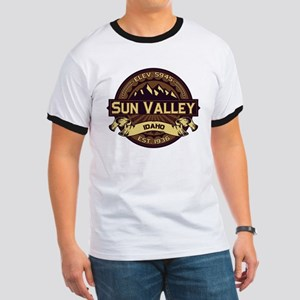 Sun Valley Sepia Ringer T