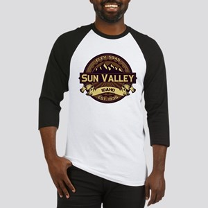 Sun Valley Sepia Baseball Jersey