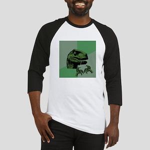 Flossoraptor Baseball Jersey