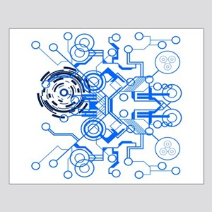 Circuitboard Small Poster