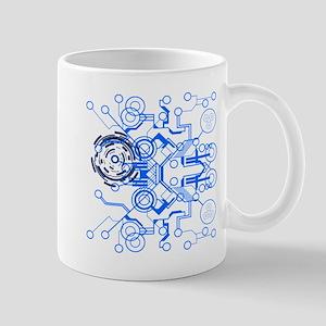 Circuitboard Mug