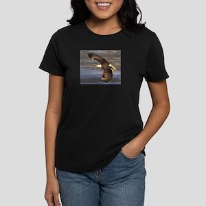 Round House Eagle Women's Dark T-Shirt