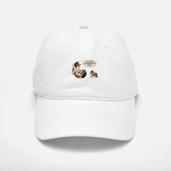 Sheltie Prank Baseball Baseball Cap
