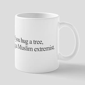 Hug A Tree Mug