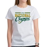 2010 Nat10nal Champs Women's T-Shirt