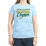 2010 Nat10nal Champs Women's Light T-Shirt