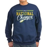 2010 Nat10nal Champs Sweatshirt (dark)