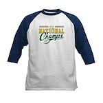 2010 Nat10nal Champs Kids Baseball Jersey