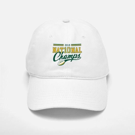 2010 Nat10nal Champs Baseball Baseball Cap
