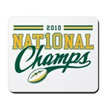 2010 Nat10nal Champs Mousepad