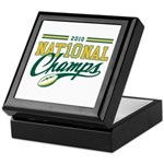 2010 Nat10nal Champs Keepsake Box