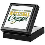 2010 Nat10nal Champs Keepsake Box