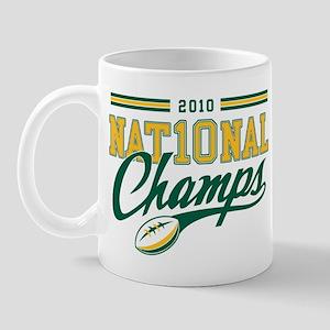 2010 Nat10nal Champs Mug