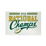 2010 Nat10nal Champs Rectangle Magnet (100 pack)