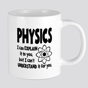 PHYSICS 20 oz Ceramic Mega Mug