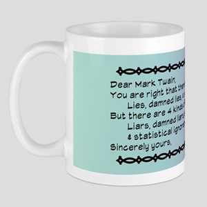 Dear Mark Twain Mug