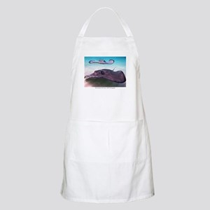 Here They Come Apron