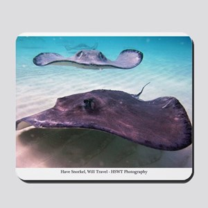 Here They Come Mousepad