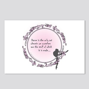 Dance is the Only Art by DanceShirts.com Postcards