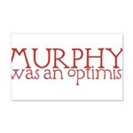 Murphy: Optimist 22x14 Wall Peel