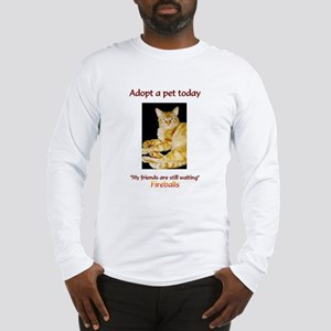 Adopt A Pet - Long Sleeve T-Shirt