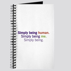 Simply Being Journal