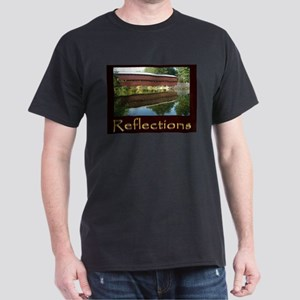 Gettysburg Sachs Covered Bridge Dark T-Shirt