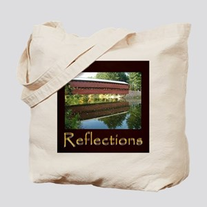 Gettysburg Sachs Covered Bridge Tote Bag