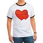 Hearts Ringer T