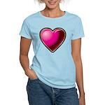 Heart Women's Light T-Shirt