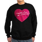 Heart Sweatshirt (dark)