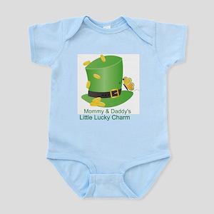 Mommy & Daddy's Lucky Charm Infant Bodysuit