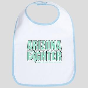 Arizona Ovarian Cancer Fighter Bib