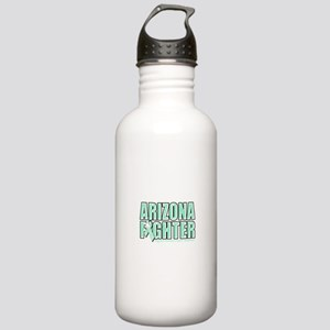 Arizona Ovarian Cancer Fighter Stainless Water Bot