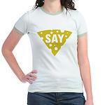 Say Cheese! Jr. Ringer T-Shirt