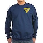 Say Cheese! Sweatshirt (dark)