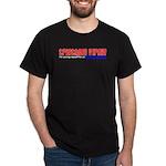 """""""Triathlon Virgin"""" Black T-Shirt"""