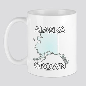 Alaska grown Mug
