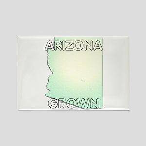 Arizona grown Rectangle Magnet
