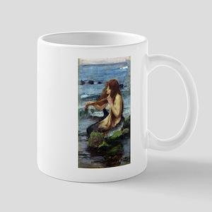 A Mermaid (study) Mug