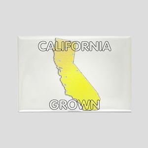 California grown Rectangle Magnet