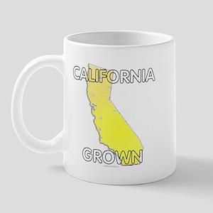 California grown Mug