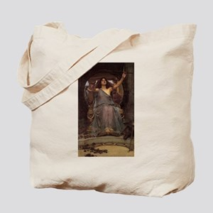 Circe Offering the Cup to Ody Tote Bag