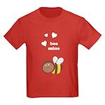 Bee Mine Kids Dark T-Shirt