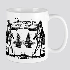 Sovereign Pirate Queen - Anne Mug