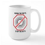 Parental Alienation Large Mug (lefty)