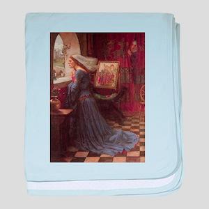 Fair Rosamund baby blanket