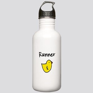 Runner Chick Stainless Water Bottle 1.0L